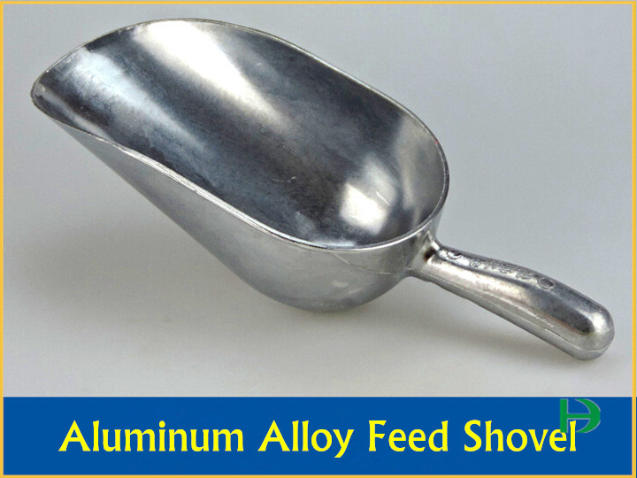 aluminum alloy feed shovel