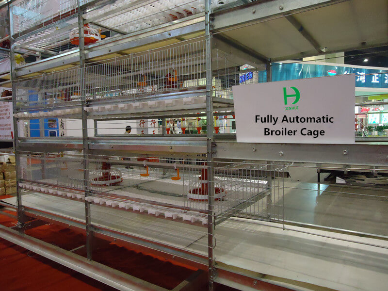 poultry breeding cages